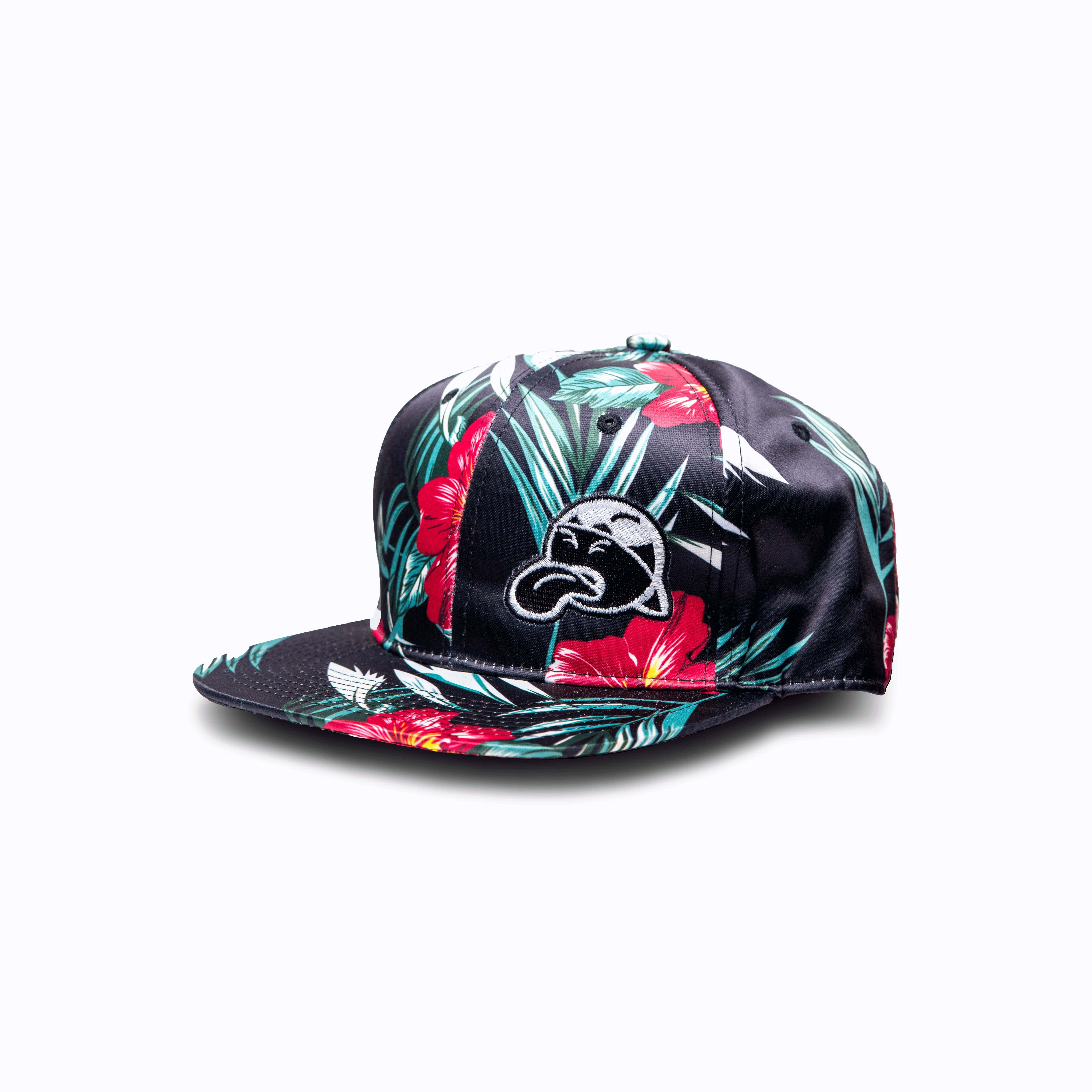Floral Signature Unisex Hat w Snapback Closure – DRMHDFLY f41b4a48242